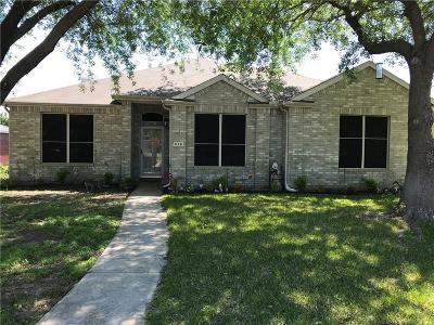 Mesquite Single Family Home For Sale: 516 Onyx Court