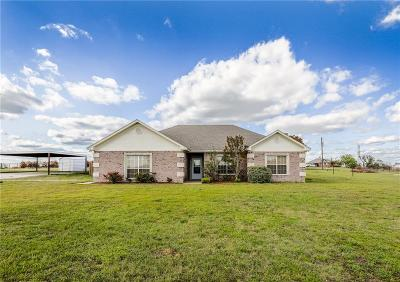 Weatherford Single Family Home Active Option Contract: 368 Mark Layne Road
