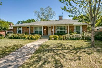 Single Family Home For Sale: 6146 Chesley Lane