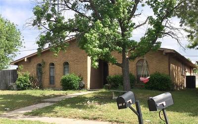 Garland Single Family Home For Sale: 4035 Star Trek Lane