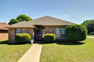 Arlington TX Single Family Home For Sale: $169,900