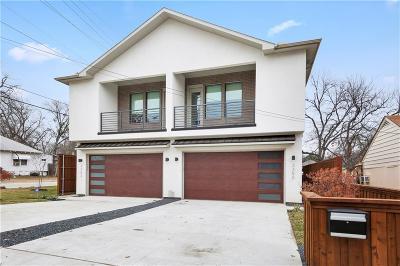 Dallas Half Duplex For Sale: 2352 Hondo