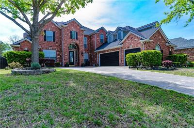 Rockwall, Rowlett, Heath, Royse City Single Family Home For Sale: 10106 Waterview Parkway