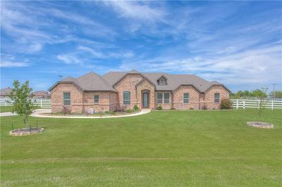 Fort Worth Single Family Home For Sale: 135 Trifecta Lane