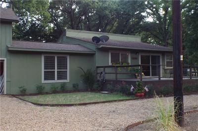 Mabank Single Family Home For Sale: 109 Scenic Drive