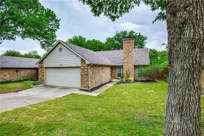 Carrollton Single Family Home Active Option Contract: 2739 Belmeade Drive