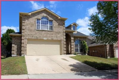 Fort Worth TX Single Family Home For Sale: $250,000