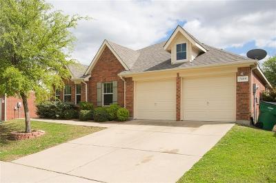 McKinney Single Family Home For Sale: 7809 Shasta Drive