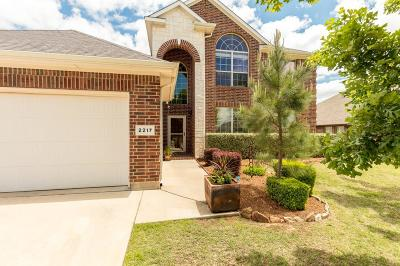 Weatherford Single Family Home For Sale: 2217 Taylor Drive