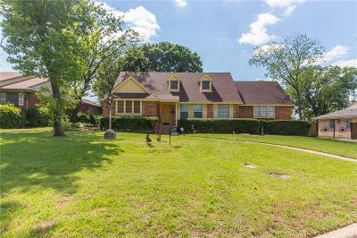 Dallas Single Family Home For Sale: 3009 Mapleleaf Lane