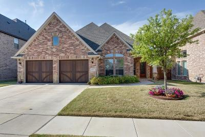 Fort Worth TX Single Family Home Active Contingent: $365,000