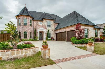 Frisco Single Family Home For Sale: 3745 Guinn Gate Drive