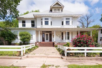 Navarro County Single Family Home For Sale: 1576 W 4th Avenue