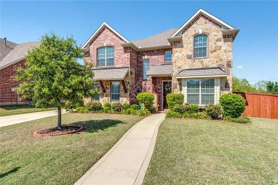 North Richland Hills Single Family Home Active Option Contract: 6980 Finch Drive