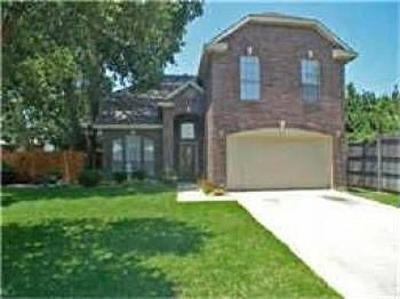 Grapevine Residential Lease For Lease: 617 Turtledove Lane