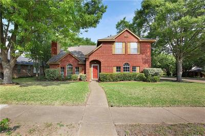 Cedar Hill Single Family Home For Sale: 1423 Baker Drive