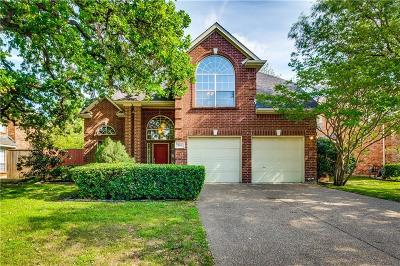 Coppell Single Family Home For Sale: 306 Saddle Tree Trail