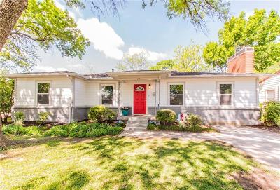 Lewisville Single Family Home For Sale: 653 Milton Street