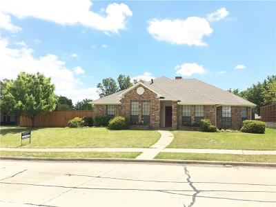 Carrollton Single Family Home For Sale: 2050 Robin Hill Lane
