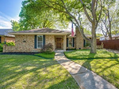 Dallas Single Family Home For Sale: 9125 Lynbrook Drive