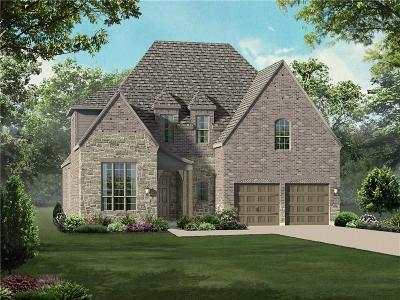 Prosper Single Family Home For Sale: 3900 White Clover Lane