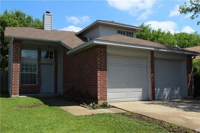 Single Family Home For Sale: 4607 Poppy Drive E