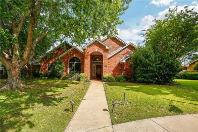 Plano Single Family Home For Sale: 3632 Worthington Way