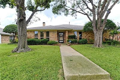 Carrollton Single Family Home Active Kick Out: 2228 Southern Circle