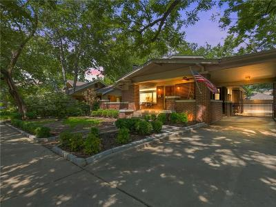 Fort Worth Single Family Home For Sale: 2304 Irwin Street