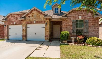 Fort Worth Single Family Home For Sale: 6001 Deck House Road