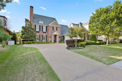 Mansfield Single Family Home For Sale: 2105 Westchester Drive