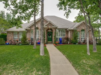 North Richland Hills Single Family Home Active Option Contract: 8229 Fenwick Drive