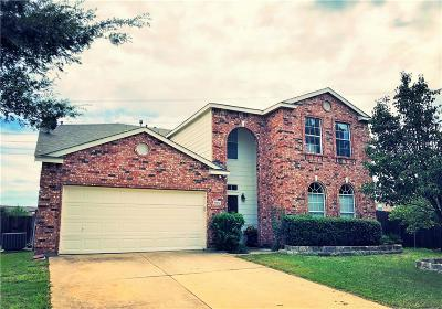 Grand Prairie Single Family Home For Sale: 5012 Steeple Chase Court