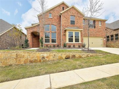 Single Family Home For Sale: 1017 Indian Grass Lane