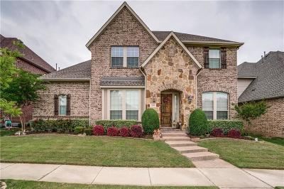 Lewisville Single Family Home For Sale: 2008 Hemison Lane