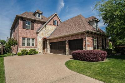 Collin County Single Family Home Active Option Contract: 18211 Brighton Green