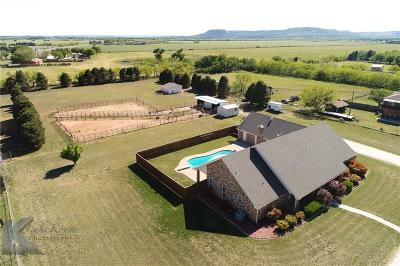 Abilene Single Family Home Active Option Contract: 117 Country Place S