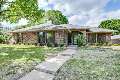 Dallas Single Family Home For Sale: 6023 Clear Bay Drive