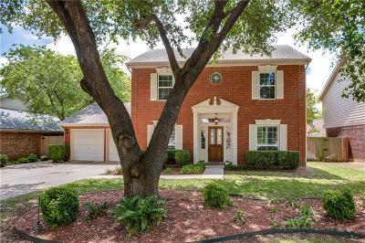 Grapevine Single Family Home For Sale: 3429 Knob Oak Drive