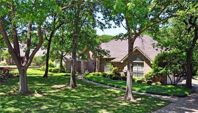 Burleson Single Family Home For Sale: 8060 John Henry Drive