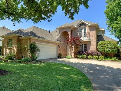 North Richland Hills Single Family Home For Sale: 8413 Castle Creek Road