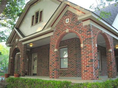 Dallas Single Family Home For Sale: 802 Valencia Street