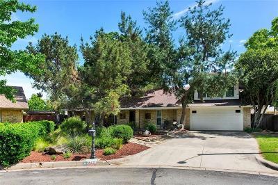 Arlington TX Single Family Home For Sale: $305,000