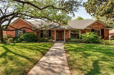 Dallas Single Family Home For Sale: 6142 Sul Ross Lane