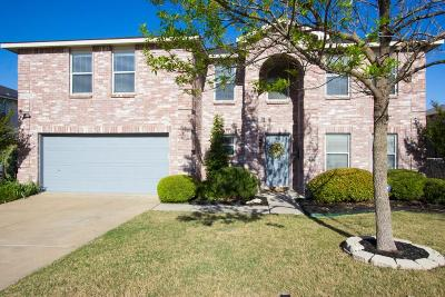 McKinney Single Family Home For Sale: 3504 Bluff Creek Lane