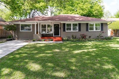 Richardson Single Family Home For Sale: 708 Dumont Drive