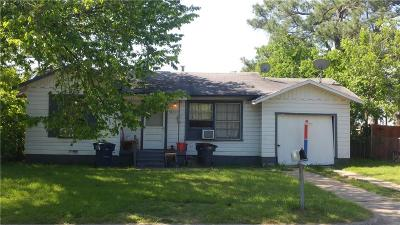 Fort Worth Single Family Home For Sale: 4220 Littlejohn Avenue