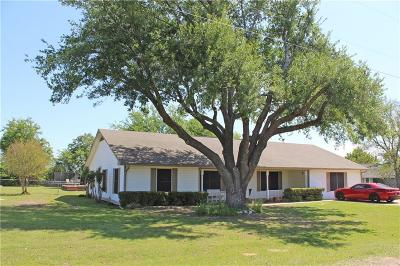 Canton TX Single Family Home For Sale: $219,900