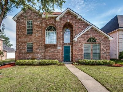 Carrollton Single Family Home Active Contingent: 3105 Riverside Drive