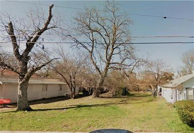Dallas Residential Lots & Land For Sale: 3143 McDermott Avenue